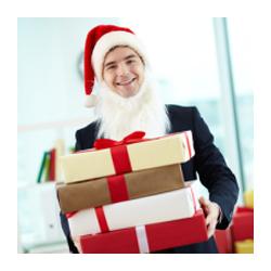 Geschenke an Kunden und Geschäftspartner