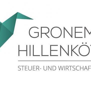 Neuer Partner in Bielefeld: Gronemeier & Hillenkötter Steuer- und Wirtschaftsberatung